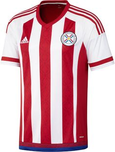 PARAGUAY 2015 COPA AMERICA HOME KIT