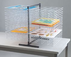 double-sided drying rack, $165