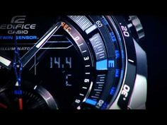 CASIO EDIFICE ERA-300DB ÖZENSAAT www.ozensaat.com