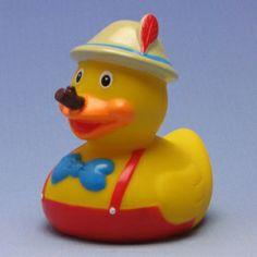 Badeente Pinocchio auf Duckshop.de kaufen