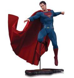 "*IN-STOCK* BATMAN VS. SUPERMAN: SUPERMAN Dawn of Justice 12"" Statue DC Direct"