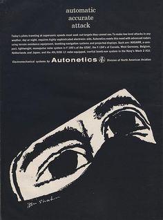 Autonetics Advert - Batten, Barton, Durstine & Osborn, Inc.
