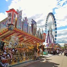 Fair Grounds, Instagram, Pictures, Travel, Karlsruhe, Long Weekend, Ferris Wheel, Weather, Essen
