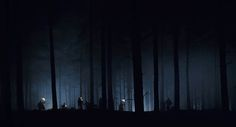 Lighting a Forest at Night Forest Light, Night Forest, Dark Tide, Pillars Of Eternity, Night In The Wood, Night Aesthetic, Forest House, Perfect World, Night Time