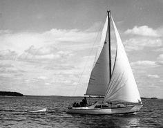 sailing sweet sailing!