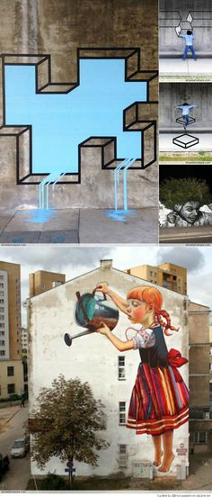 STREET ART UTOPIA » We declare the world as our canvasStreet Art by Aakash Nihalani » STREET ART UTOPIA