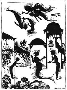 Arthur Rackham, The Little Mermaid