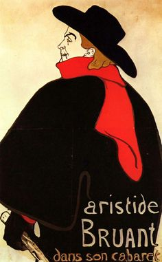 A History of Graphic Design: Chapter 28 - Poster Art as Social Commentary: Toulouse-Lautrec, Theophile Steinlen and Leonetto Cappiello