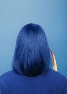 There is 0 tip to buy hair accessory, blue hair, hair dye, blue. Hair Color Blue, Hair Colors, Colours, Navy Blue Hair, Coloured Hair, Dye My Hair, Grunge Hair, Rainbow Hair, About Hair