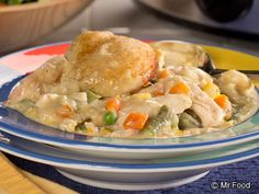 Shortcut Chicken 'n' Dumplings - This old-fashioned dinner recipe is a true favorite, and with this shortcut version, you can make it all the time!
