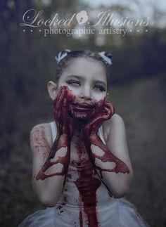 Zombie Ballerina by ~LockedIllusions on deviantART. woah