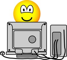 Computing emoticon