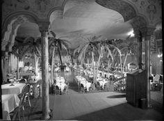 vintage nightclub interiors | collection of vintage photographs of Swanky Nightclub interiors from ...