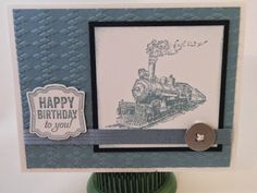 The Stamp Therapists: Stampin' Up!'s Traveler Stamp Set
