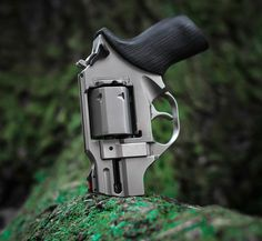 Ninja Weapons, Weapons Guns, Guns And Ammo, Firearms, Shotguns, Pocket Pistol, Hand Cannon, 357 Magnum, Gun Cases