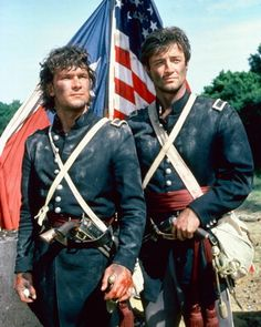 I like to watch the whole epic 'The North and The South' every couple of years.  Just started it again this past week.  Great cast and story.  I never get tired of seeing it.