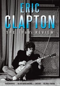 Eric Clapton Magazine Cover