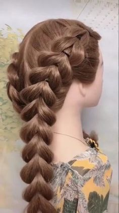 Hairdo For Long Hair, Easy Hairstyles For Long Hair, Girl Hairstyles, 1800s Hairstyles, Steampunk Hairstyles, Kawaii Hairstyles, Natural Hairstyles, Wedding Hairstyles, Front Hair Styles