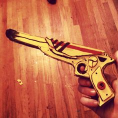 party poison gun - photo #18