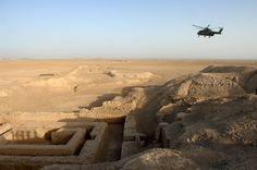 B.C.3200 都市国家ウルクの遺跡