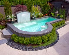 Pool Designs For Small Yards Design Ideas, Pictures, Remodel, and Decor - page 3