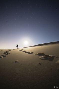 Traveler, by Max Brun.