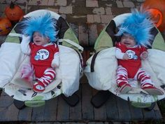 22 Halloween Costumes For Twins That Are Double The Fun