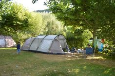 @JtTalk2 - My tent - the best place to stay in France! In the best site near Castelnaud-la-Chapelle #ForAnyone