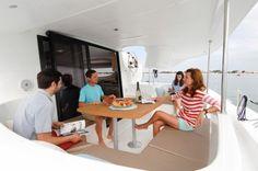 Catamaran tours, Marina Ponte Delgado, Azores - Go Discover Portugal travel