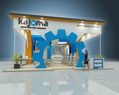 Projeto Stand Kajoma - Escolar 2014