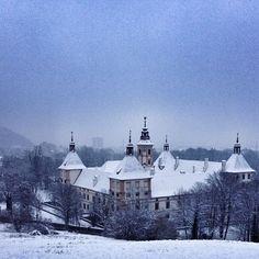 Eggenberg Castle, Graz, Austria