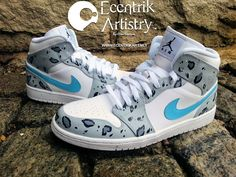 "Air Jordan I ""Snow Leopard"""