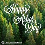 Trees make a difference!  Celebrate Arbor Day with our member charity, the Arbor Day Foundation: http://www.arborday.org/arborday/