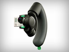 The Nimble Gimbal | Yanko Design