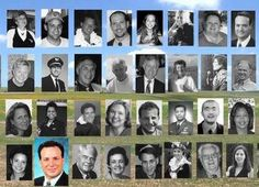 Crew and Passengers killed on 9/11 -- Flight 93 National Memorial Visitors Center to open Sept. 10, 2015
