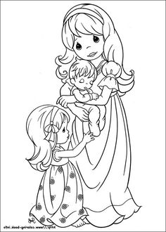 Childrens Coloring Book   Coloring Page   Pinterest   Coloring books ...