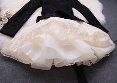 2014 New Autumn Dress Women stylové a elegantní s dlouhým rukávem Šaty Lace šití Mini elegantní šaty princezny Dr072970-in Šaty z Oblečení a doplňky na Aliexpress.com | Alibaba Group