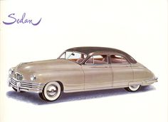 From a 1948 Packard sales brochure
