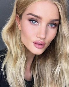 Rosie Huntington-Whiteley's lips are always full to perfection, and now we've learned her secret to keeping them flawless.. We want to try this ASAP.