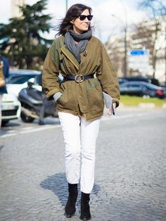 """3 Fashion Things French Women Say """"No"""" To   WhoWhatWear"""