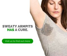 Many of us are unaware that sweaty armpits can be cured. Now wear your pretty pinks and all the silk without worrying.