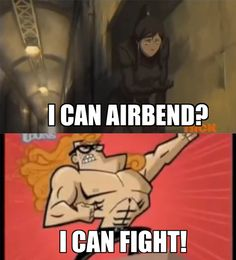 I can fight! xD