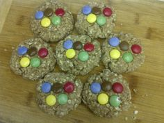 olympic oatmeal cookies