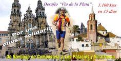 Via de la plata: Reto trail running 1.100km en 15 días por Faustino Carmona.