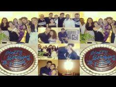Noor Hassan Birthday Pictures 2015