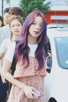 Comparing the beauty of 3 goddesses representing Red Velvet, Black Pink and TWICE - Sexy K-pop Blackpink Jisoo, Forever Young, Kpop Girl Groups, Kpop Girls, Black Pink ジス, Jenny Kim, Jennie Lisa, Blackpink Fashion, Purple Hair