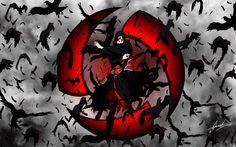 Naruto Itachi Wallpaper Hd Pesquisa Google