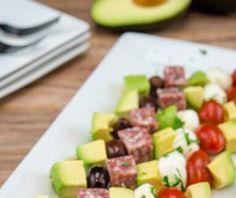 Recipe provided by Candice Kumai for the Hass Avocado Board.