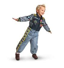 Disney Authentic Planes Dusty Airplane Costume Jumpsuit Outfit Size Small 5/6 !