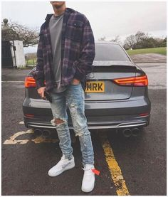 Dope 😍 or Nope 🤮? Rate This Outfit from 0 to – Best Women's and Men's Streetwear Fashion Ideas, Combines, Tips Stylish Mens Outfits, Casual Outfits, Trendy Outfits For Guys, Outfit Ideas For Guys, Urban Style Outfits Men, Men Fashion Casual, Flannel Outfits Summer, Hipster Outfits Men, Plaid Shirt Outfits